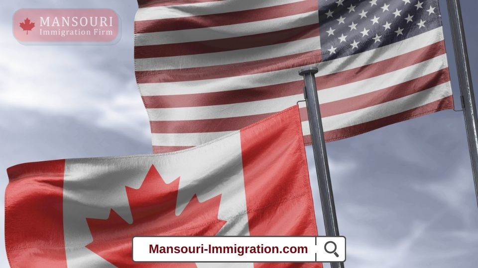 Forecast: The border between Canada and the United States will not open until spring