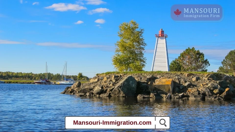 New Brunswick modified its entrepreneurial immigration project