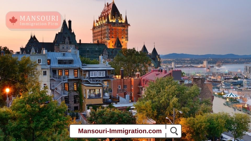 Quebec maintains a very high immigrant retention level