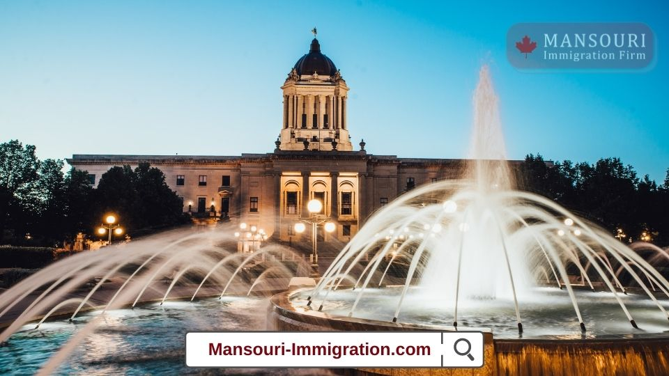 Manitoba invited 188 candidates in the MPNP draw #105