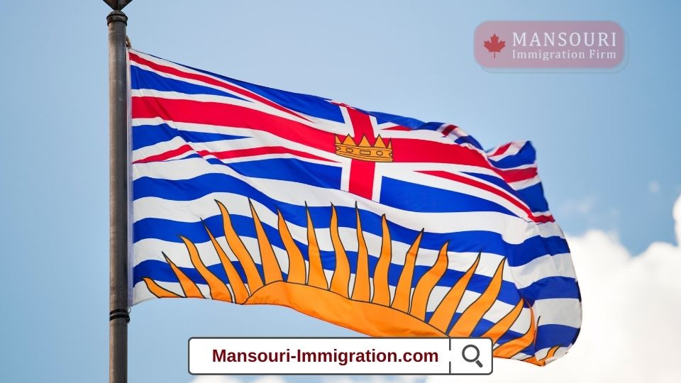 British Columbia invited 444 candidates in the new draws