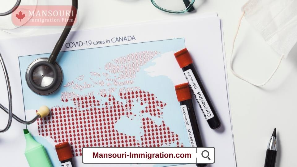 Important information about COVID-19 | temporary resident visa or super visa
