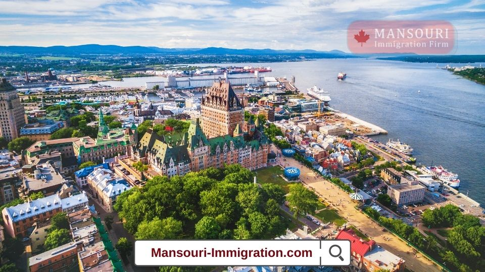 Quebec receives applications in 2 sectors starting from April 22