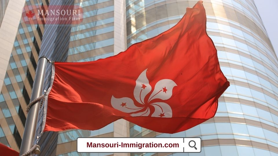 The new Hong Kong Pathway for Permanent Residency received more than 500 applications