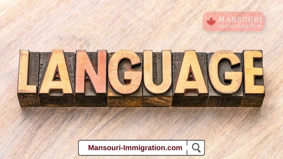 Language requirements for the temporary pathway to permanent residence
