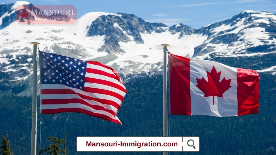 The Canadian-American border might be opened by late summer or early fall