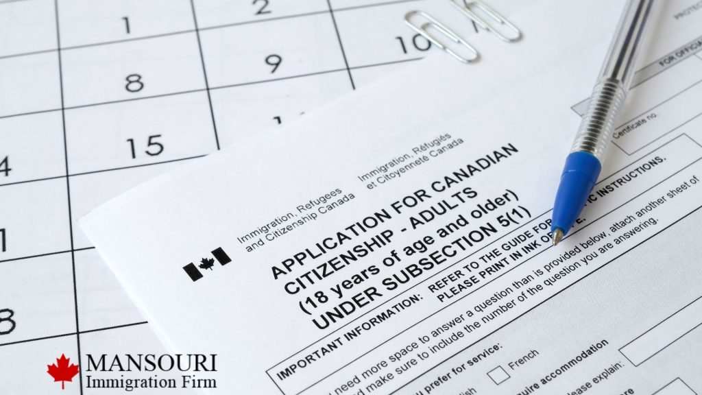 IRCC launched a new website tool for citizenship applications