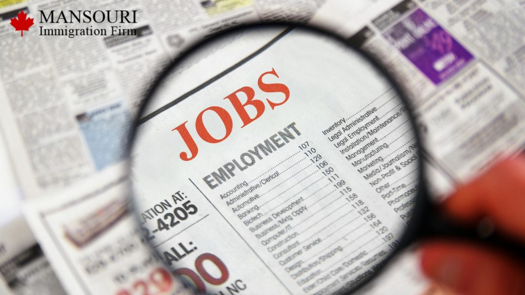 Unemployment falls as Canada fights COVID-19