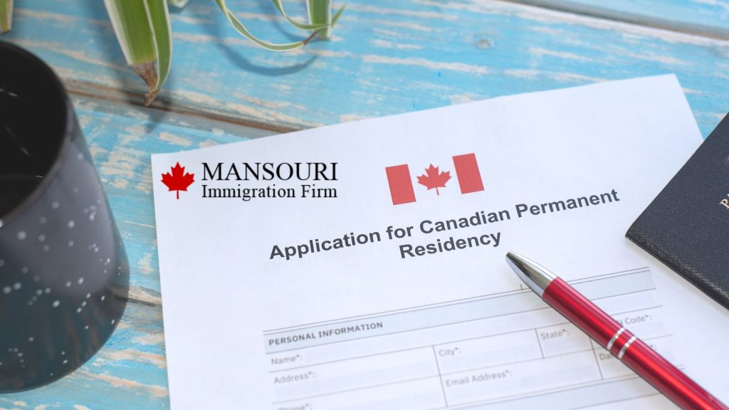 Canada updated permanent residence online intake portal for family class applications